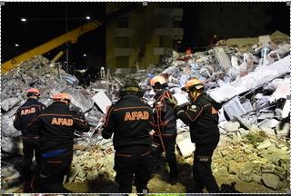 Albania Earthquake Photo 1