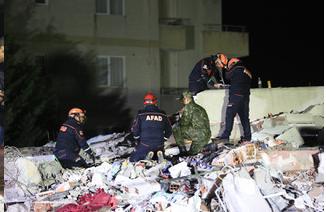 Albania Earthquake Photo 4