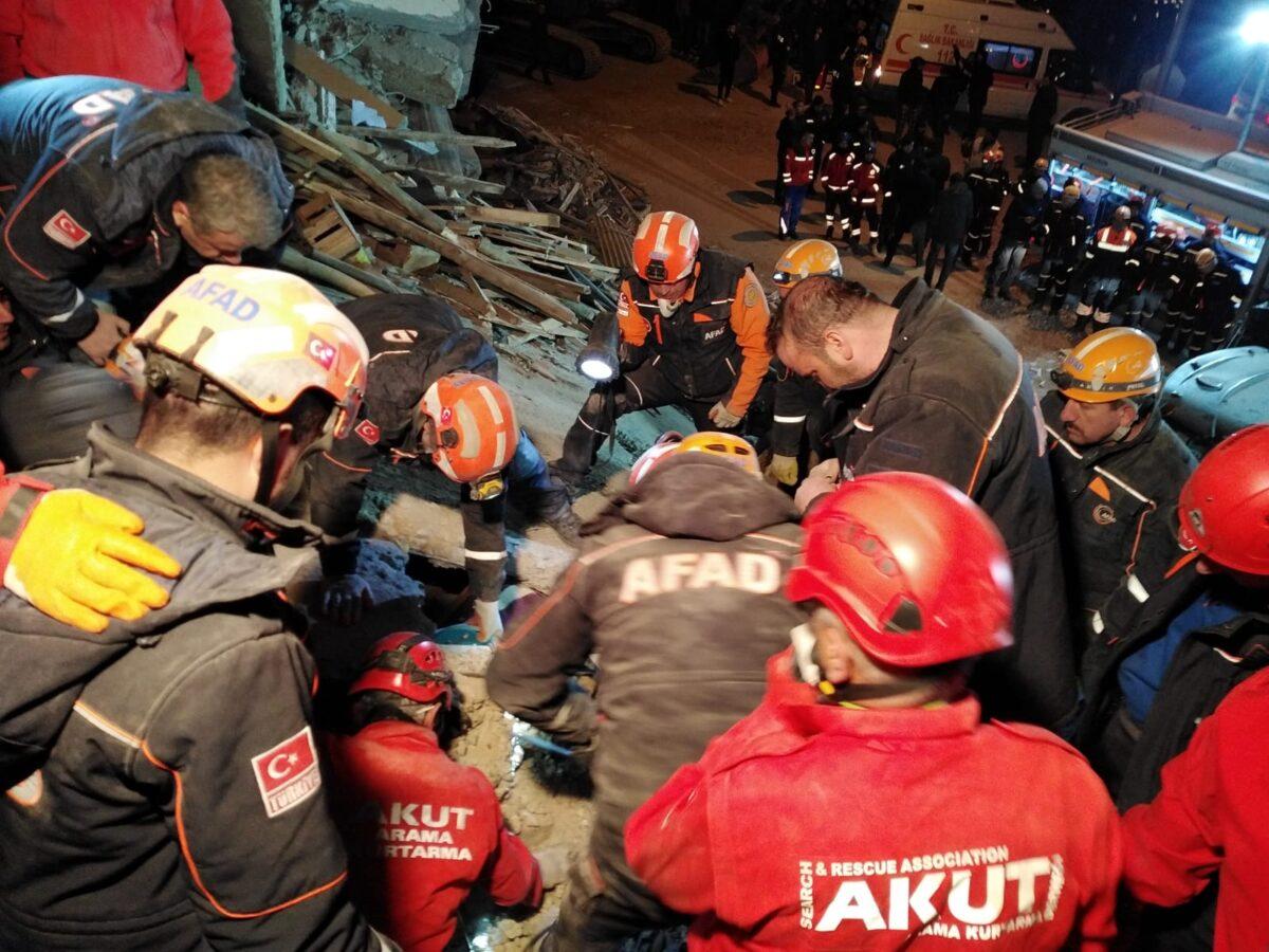 Turkey Earthquake Photo1