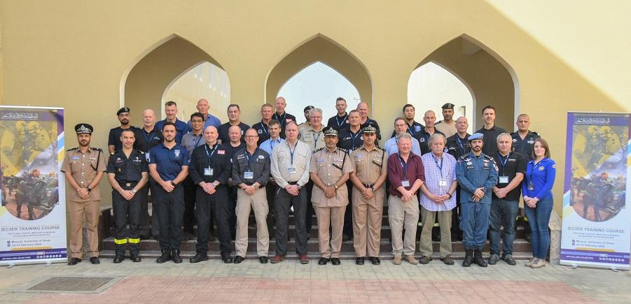 Oman Group Photo